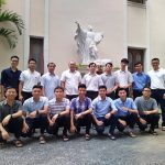 Society of Jesus in Vietnam Welcomes 14 New Novices
