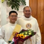 Newly ordained deacon called to be an instrument of the Lord's peace