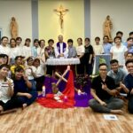 Jesuit Student Ministry of the Vietnamese Province in Can Tho city, Southern Vietnam's Mekong Delta Region