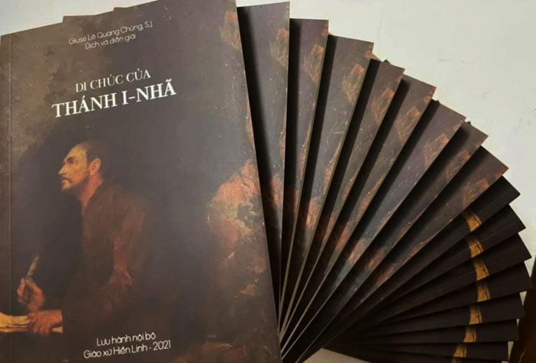 Three Ignatian Spirituality books now available in Vietnamese language